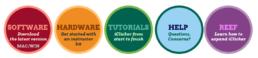 iClicker Resource Center Logo