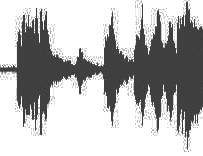 Audio Wave Form