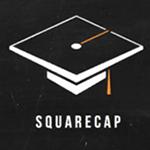 Square Cap Logo and Link to Website