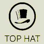 Top Hat Logo and Link to Website