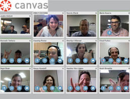 Using Canvas Conferences