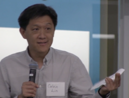 Photo of Dr. Calvin Lin